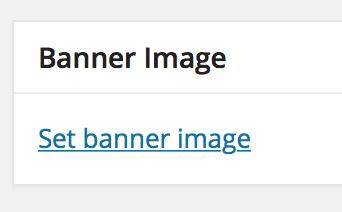 Affiliates - Set new Banner