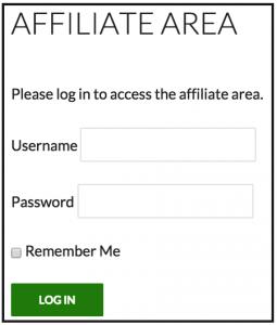 login area