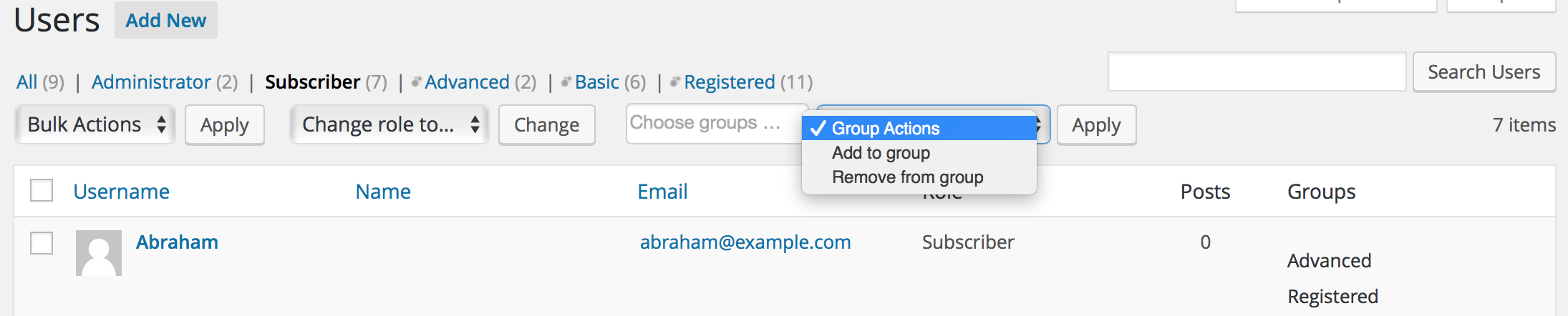 users-group-actions